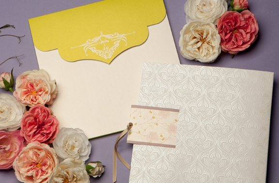 For noufs wedding on behance created for the wedding of princess nouf bander abdullah al saud 850 invitations were hand assembled and the invitation design was a showcase of paper stopboris Choice Image