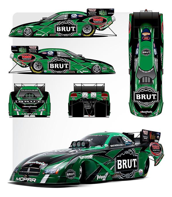 Fusion Race Team Team Roush Fenway Racing