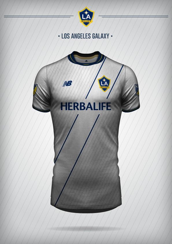 New Balance Los Angeles Galaxy Concept Kit