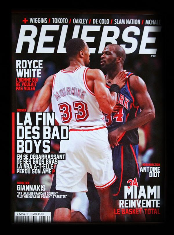 Basketball Magazine - Editorial Design on Behance