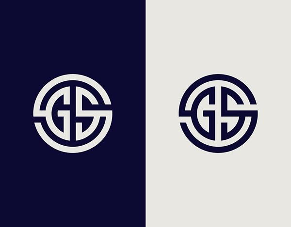 SGS Letter Logo