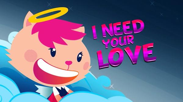 i need your love animesika