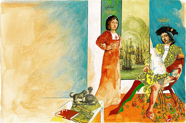 MISCELLANEOUS ILLUSTRATIONS. Miscelânea de Ilustrações. by Artur Lopes