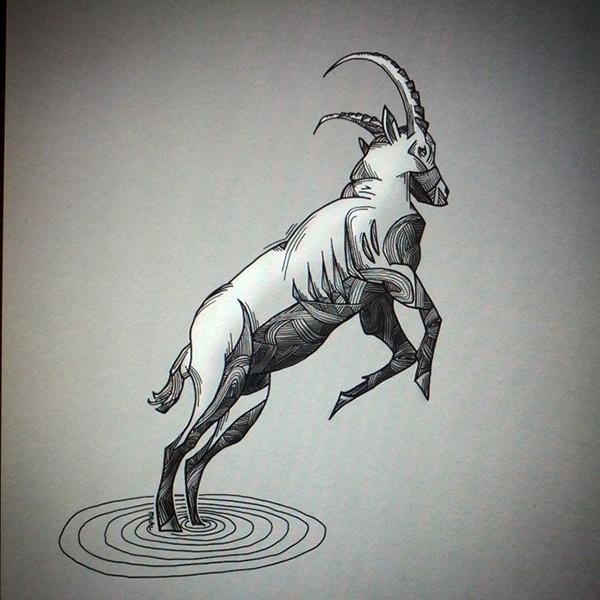 AZ Sketch Duel - Animals on Behance
