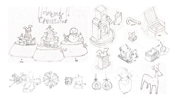 精細的32張聖誕節圖片欣賞