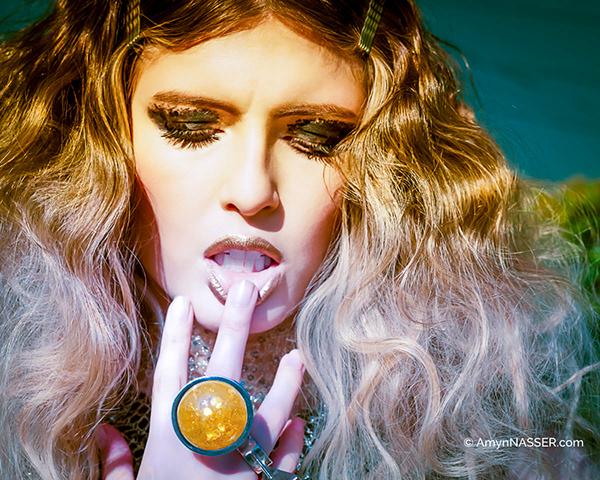 Girl Next Door - Beauty - Fashion Editorial