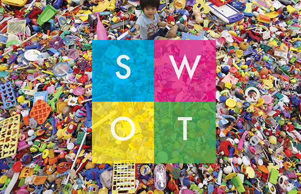 hasbro swot Hasbro, inc is a play and entertainment company that manufactures, markets toys, games and infant products all around the world  swot analysis strengths.