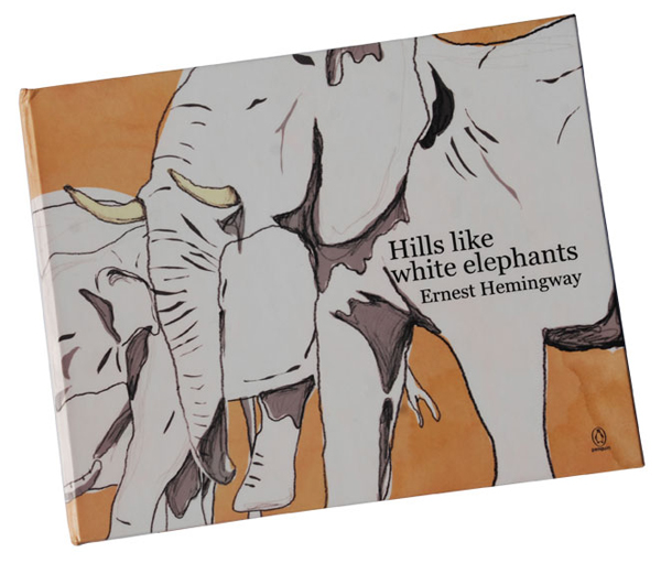 "analyzis of hills like white elephants Literary analysis of ""hills like white elephants"" by ernest hemingway introduction ernest hemingway is a minimalist writer and believes in showing the reader only the proverbial tip of the."