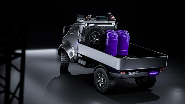 Mercedes-BENZ EQ_UNIMOG
