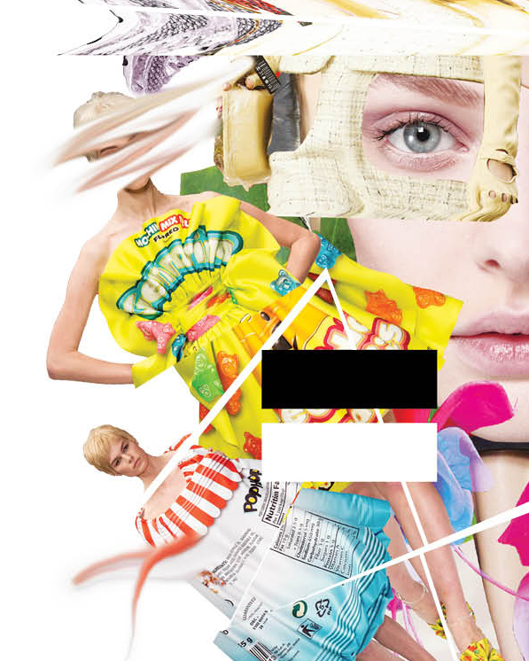 Fashion Book Cover Job : Top fashion book cover collage on pantone canvas gallery