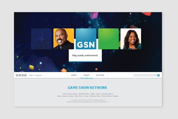 Gsn Homepage