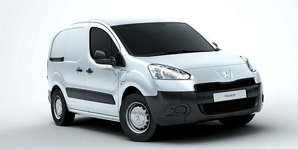 Partner Electrique Peugeot Partner Electrique on