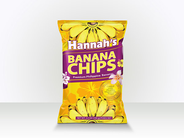banana chips package - photo #10
