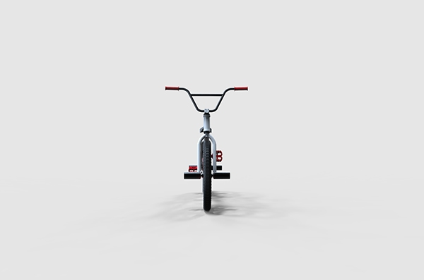 Sunday 20 Quot Bmx Bike On Behance
