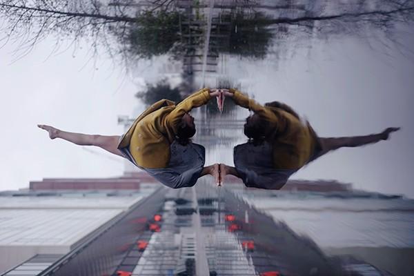 dancers IN Paris