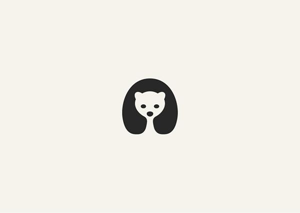 Logo Design Bear by G. Bokhua