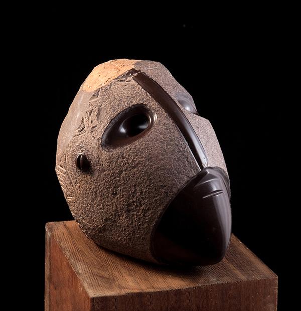 arte art escultura Basalto