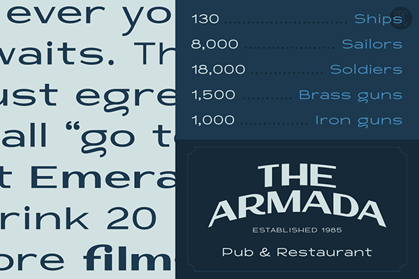 Armada CPC - Glyphs
