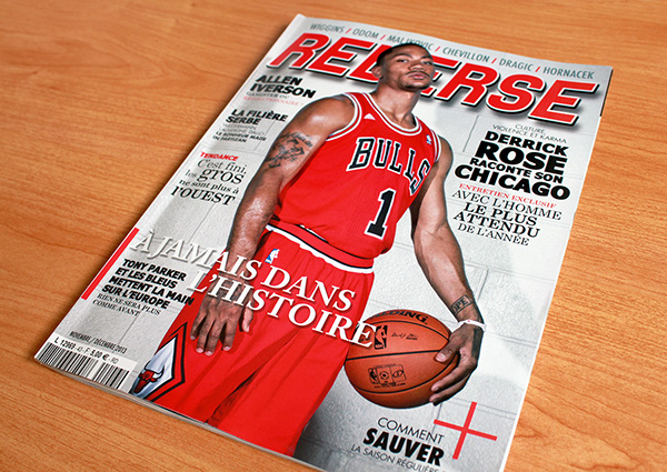 Basketball Magazine - Editiorial on Behance