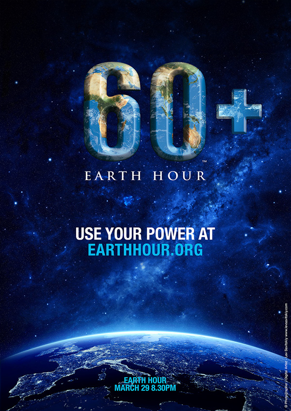 what is wwf earth hour