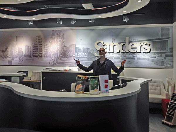 Sanders Meubelstad Eindhoven : City scapes eindhoven on behance