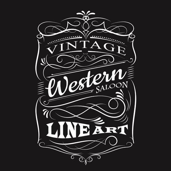 Vintage Label Typography T Shirt Design Vectors On Behance