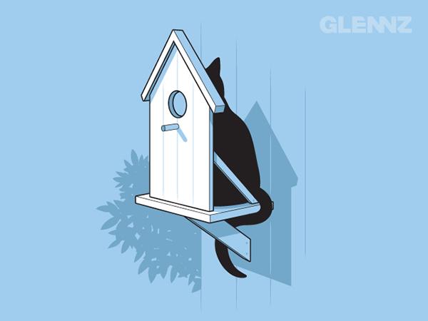 Glennz Glenn Jones glennz tees Threadless vector www.glennz.com tshirt tee shirt funny humor Illustrator