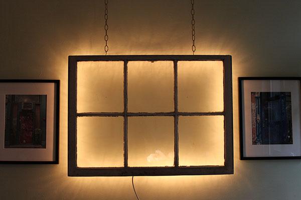 antique window frame light on behance