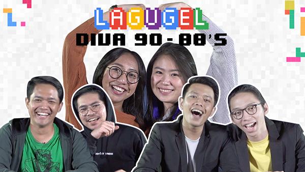 Lagugel series Diva 1990-2000's