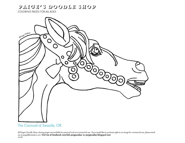 Coloring Pages On Behance