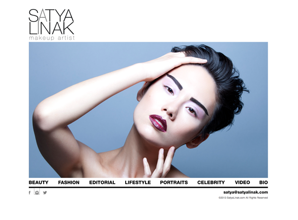 Satya Linak Makeup Artist