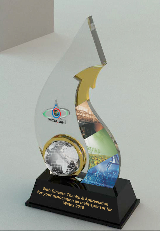 Crystal Awards Amp Trophy On Behance