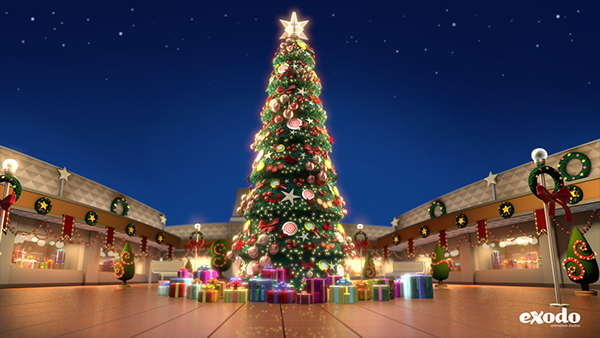vray nuke Christmas