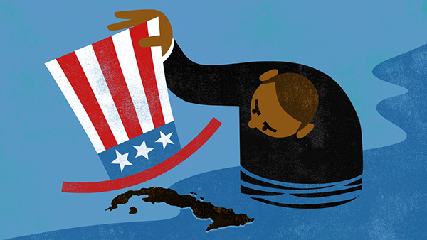 the embargo against cuba should be lifted by america Should the cuban embargo be lifted to reject the us trade embargo against cuba relations in 1962 after a wave of expropriations against american.