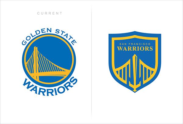 San Francisco Warriors Identity Concept On Behance