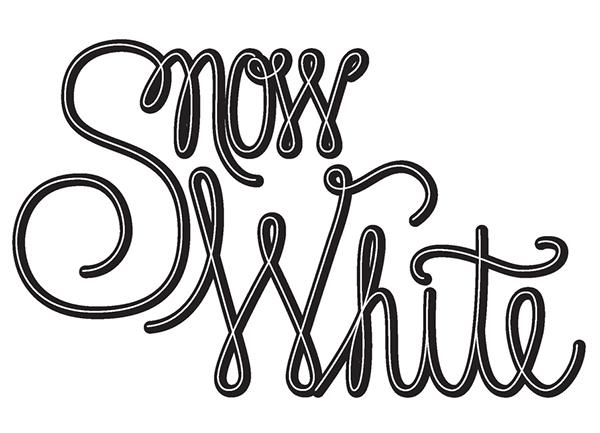 Snow White Book Cover ~ Snow white book cover on behance