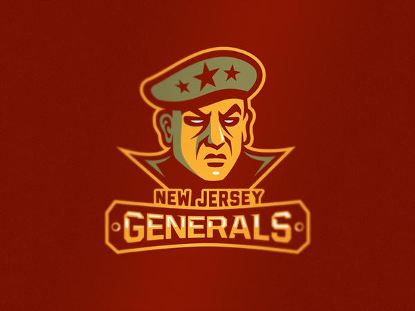 23deeccf59d This logo is not an official mark of New Jersey Generals.