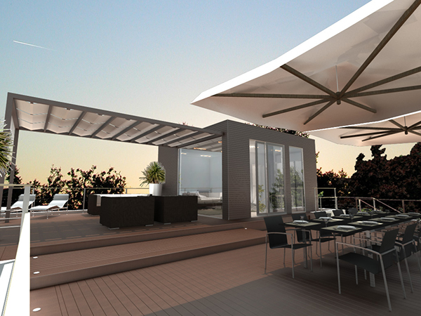 CG Render rendering interiors FormZ Artlantis 3D visualization furniture light
