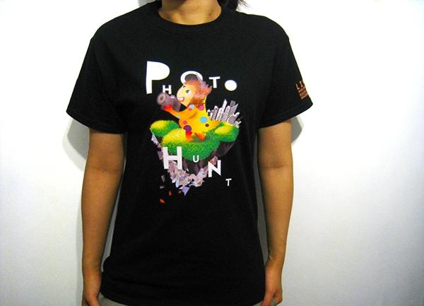 T shirt design for limbo music and art festival on student for T shirt design festival