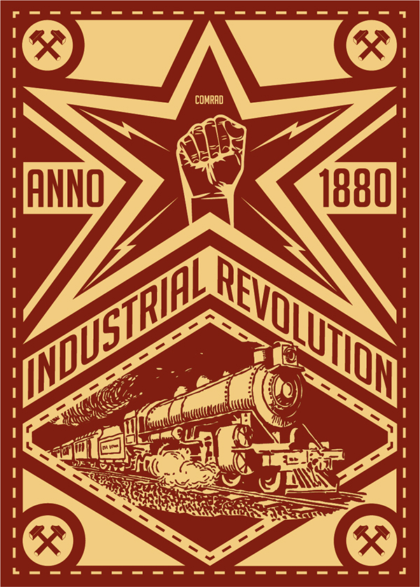 design and industrial revolution By: morgan rupert the industrial revolution of graphic design the industrial revolution typographical innovations darius wells.