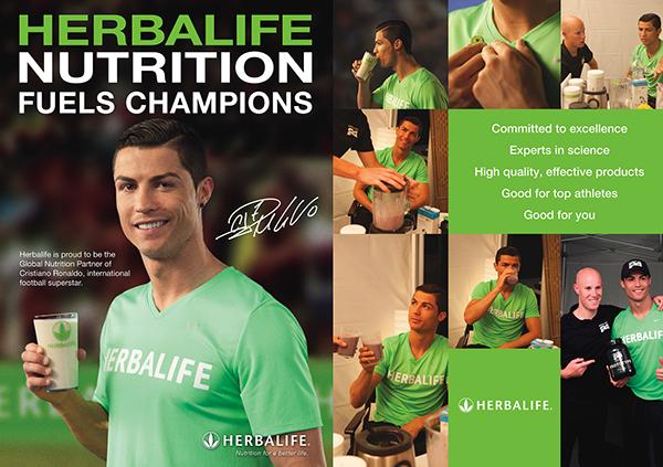 Cristiano Ronaldo Advertising Campaigns On Behance