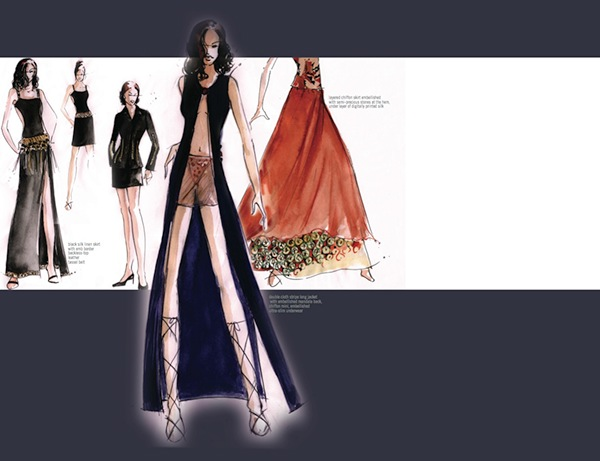Indian wear  Indian fashion  fashion catalog  graphic design  product catalog