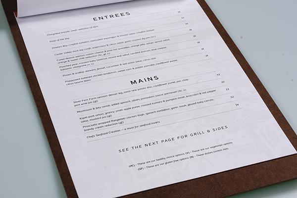 Caucus restaurant bar on behance for 158 the terrace wellington
