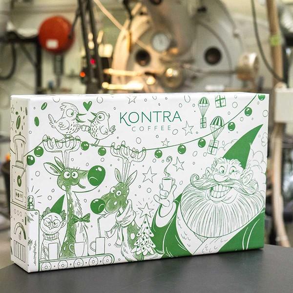 有創意感的24套聖誕禮物包裝欣賞