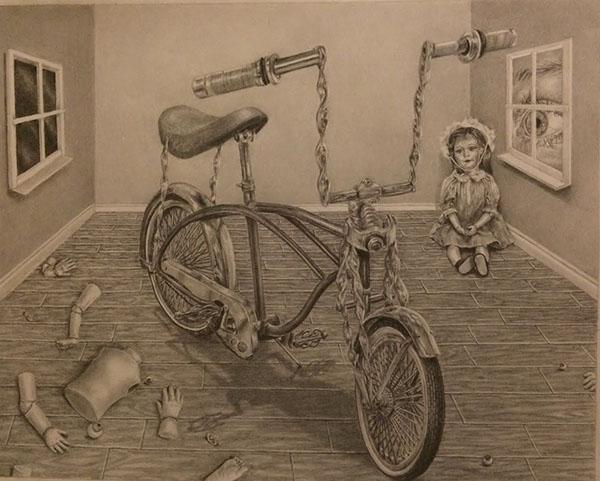 Risd Bicycle On Risd Portfolios