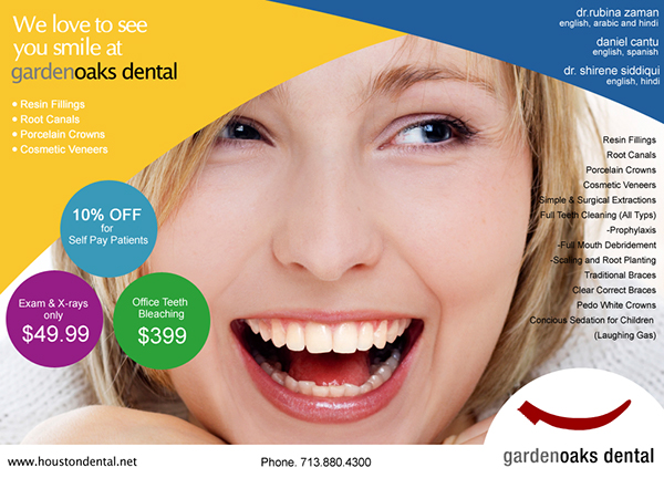 Dental Flyer on Behance