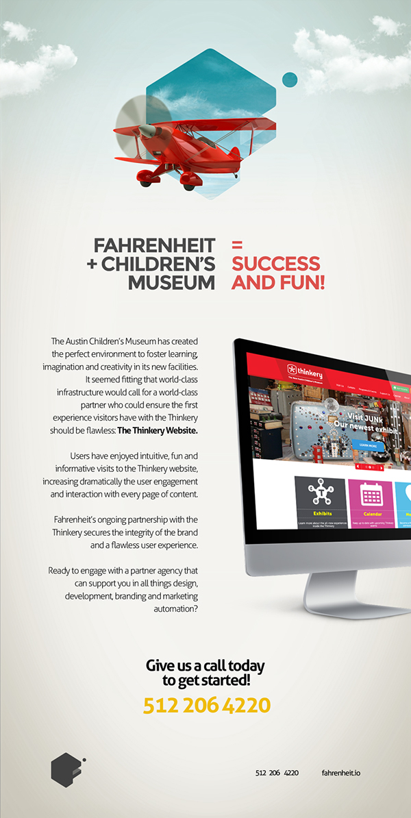 email marketing Email campaign fahrenheit marketing