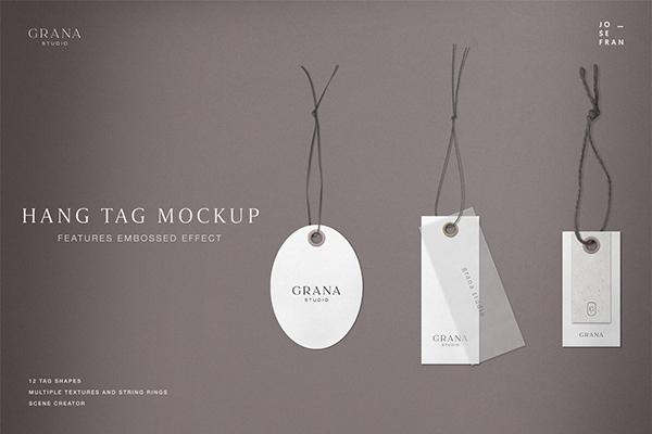 Hang Tang Mockup