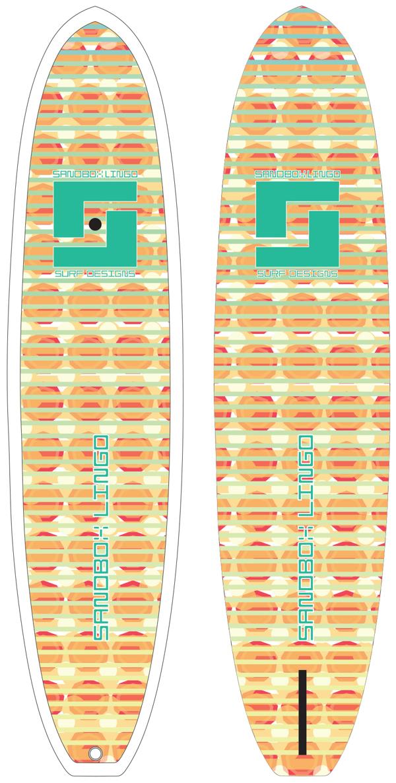 Surfboard Designs On Wacom Gallery