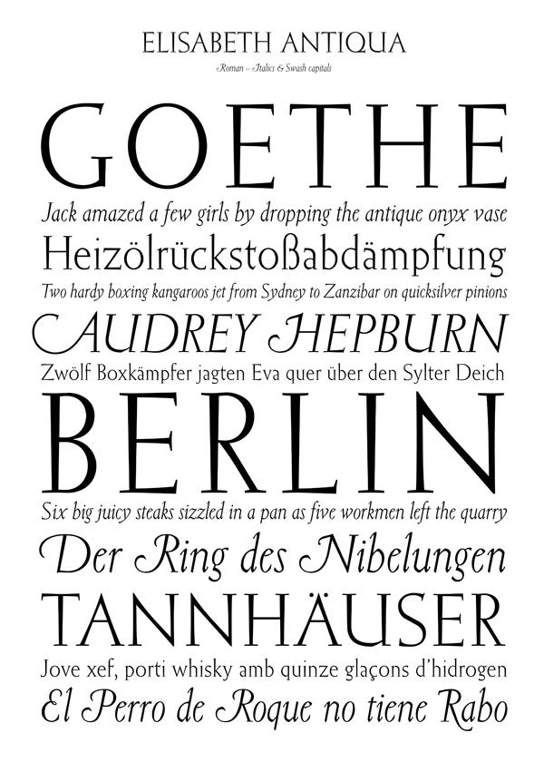 type design Brand Design German calligraphy